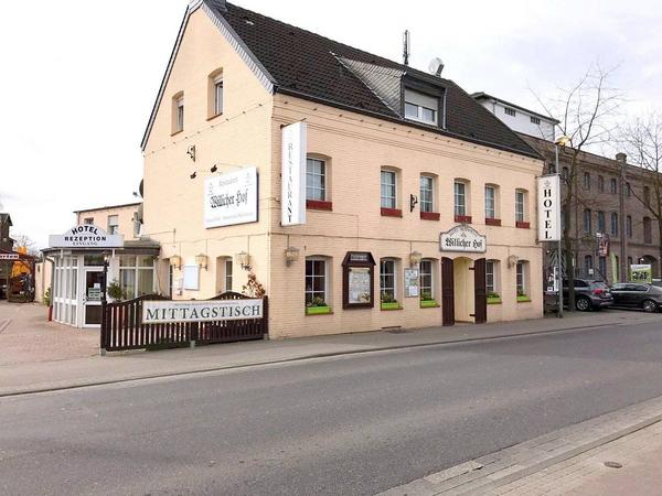 Hotel Restaurant Willicher Hof Willich