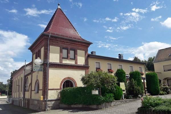 Gasthof Großpriesligk - Widok