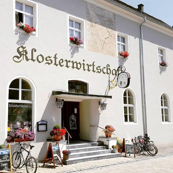 Klosterwirtschaft Pielenhofen - Vu d'extérieur
