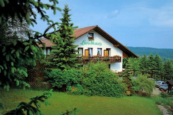 Landhaus am Kunstberg   Erholung für's Herz - Вид снаружи