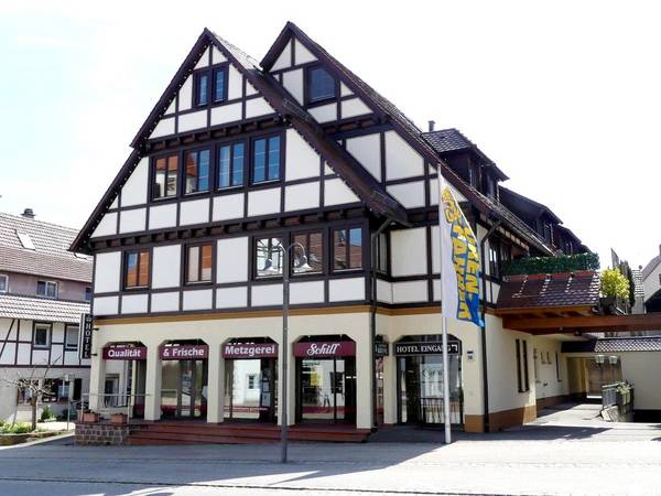 Hotel-Restaurant-Krone - Outside