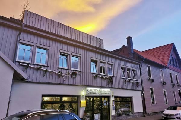 Altstadt Pension Orchidee Wernigerode - Outside