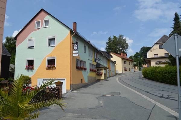 Landgasthof Grüner Baum - Вид снаружи