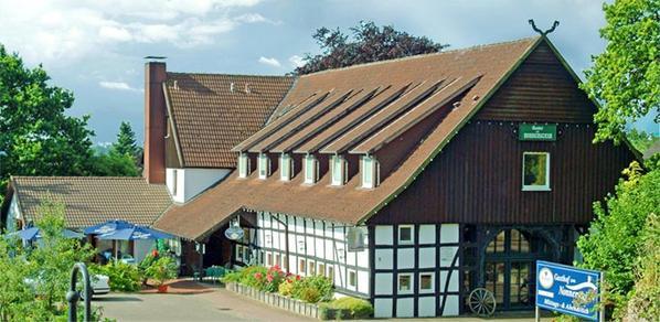 Gasthof Zum Nonnenstein - Outside