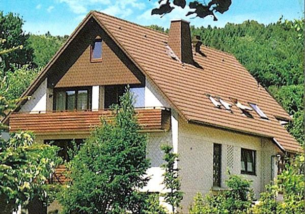 Pension Haus Wiehenperle - Вид снаружи