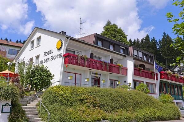 Hotel an der Sonne - Vista al exterior