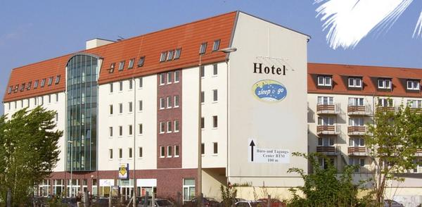sleep & go Hotel Magdeburg - Outside