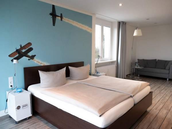 JU 52 Hotel Arnsberg - חדר
