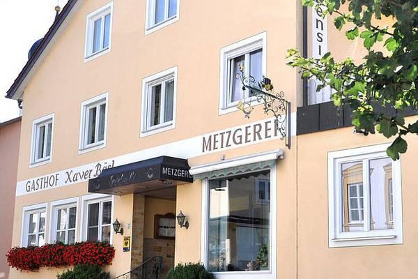 Gasthof und Metzgerei Zur Post - Vista externa