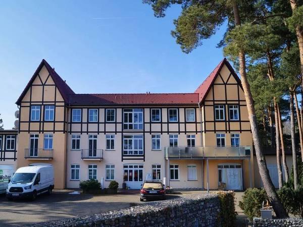 Ferienwohnungen Haus Kieferneck - Aussenansicht
