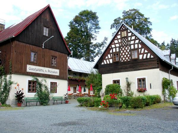 Pension Untere Rauner Mühle - Outside
