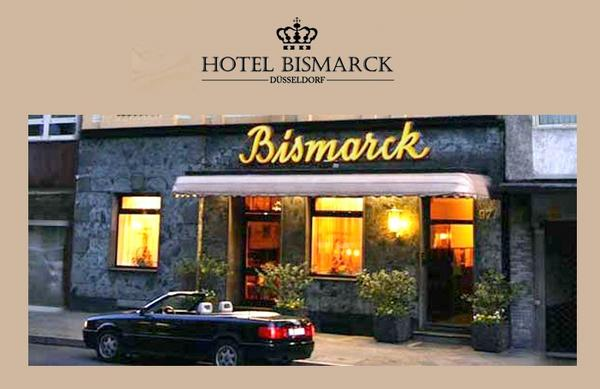 Hotel Bismarck - Outside