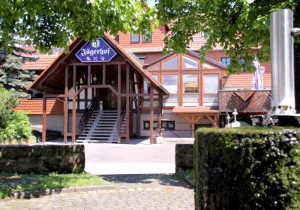 Landhotel Jägerhof - Aussenansicht