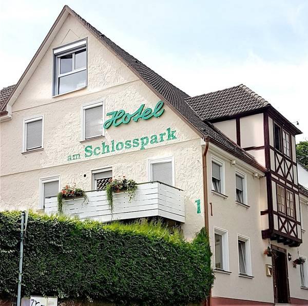 Hotel am Schlosspark - Widok