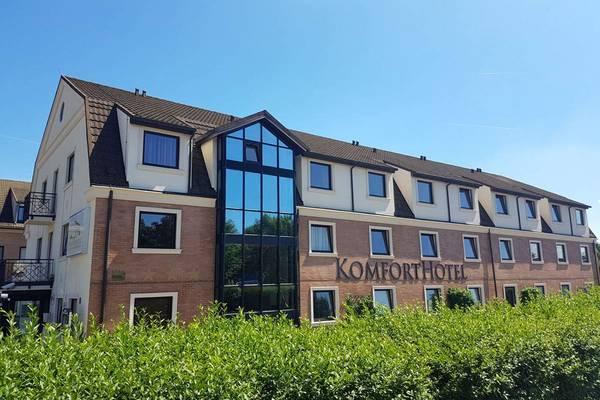 Komfort Hotel Großbeeren - pogled od zunaj
