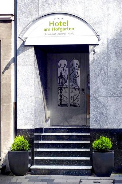 Hotel Am Hofgarten - Exteriör