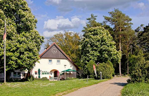 Gaststätte Naturfreundehaus Konstein - buitenkant