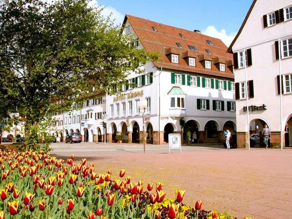 Arkaden Hotel Krone Freudenstadt - Outside