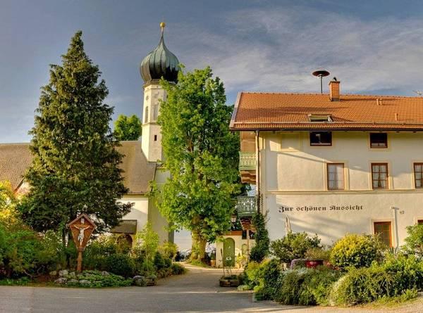 Hotel Gasthof Zur schönen Aussicht