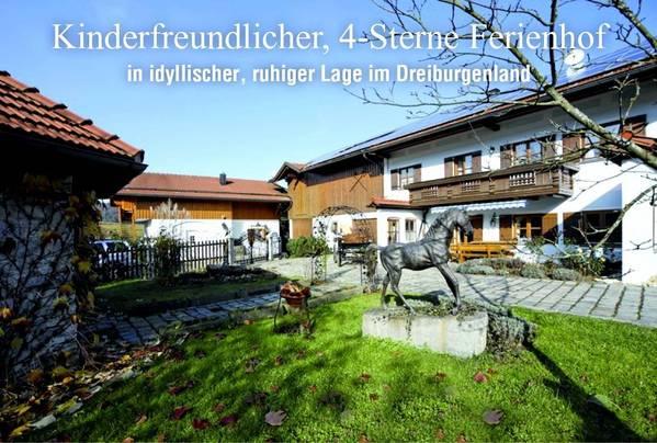 Landhaus & Familienferienhof Rauscher