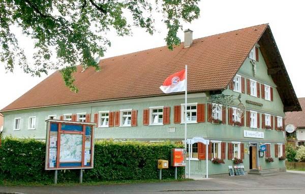 Landgasthof Post - Outside