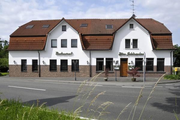 Hotel Zum Schänzchen - Vu d'extérieur