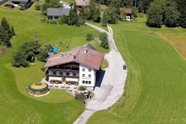 Hotel-Gasthof Salzburger Dolomitenhof - Widok