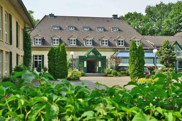 Waldhotel Heiligenhaus - buitenkant