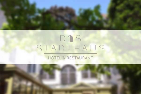 Das Stadthaus Hotel & Restaurant - Vista al exterior