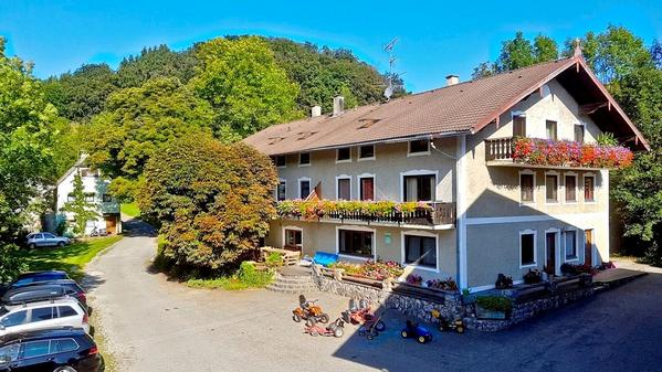 Fewo Bauernhof Höllthal-Mühle - Gli esterni