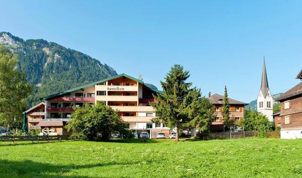 Hotel Kanisfluh - Outside