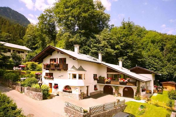 Ferienwohnungen Haus Schatz - Vu d'extérieur