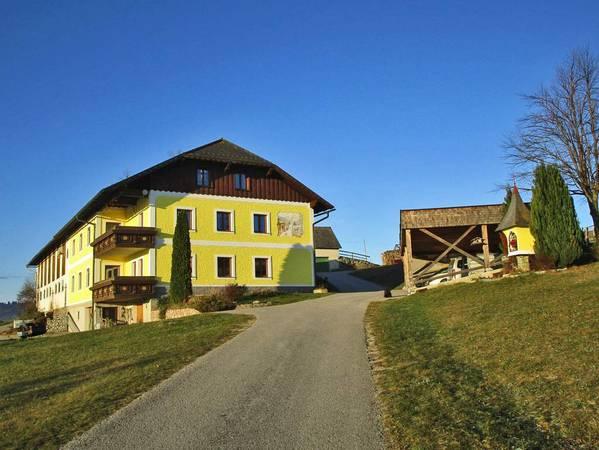 Fewo Mitterhirschberg Ferien auf dem Biobauernhof - Outside