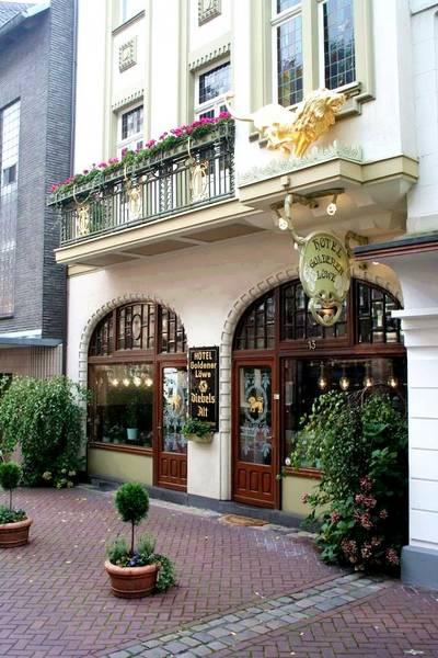 Hotel Goldener Löwe - Aussenansicht