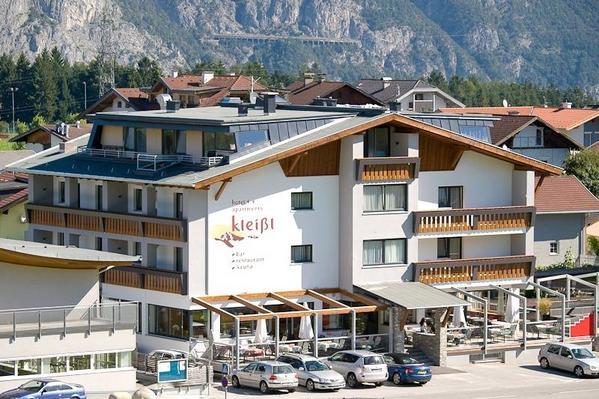 Hotel Apartments Kleißl Restaurant Schischule - buitenkant
