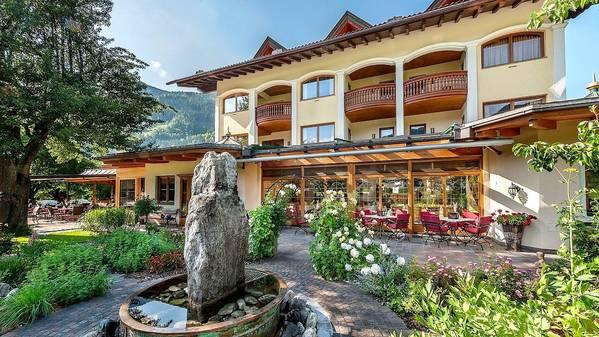 Ferienhotel Sonnenhof - buitenkant