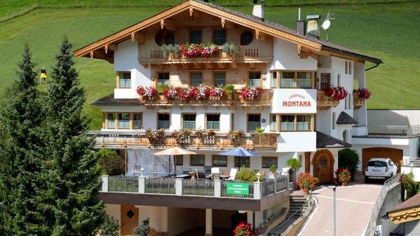 Frühstückspension Landhaus Montana - Vista al exterior