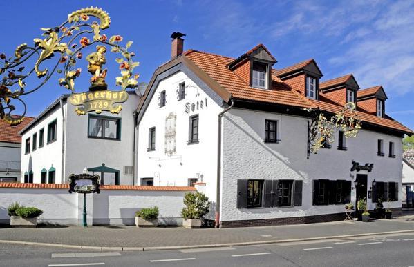 Hotel Jägerhof - pogled od zunaj