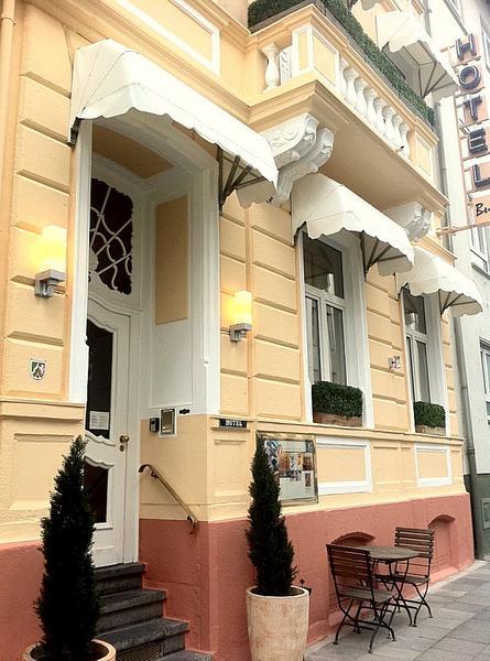Buchholz Downtown Hotel - Вид снаружи