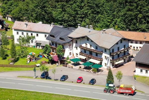 Gasthof-Pension Frohnwies - Aussenansicht