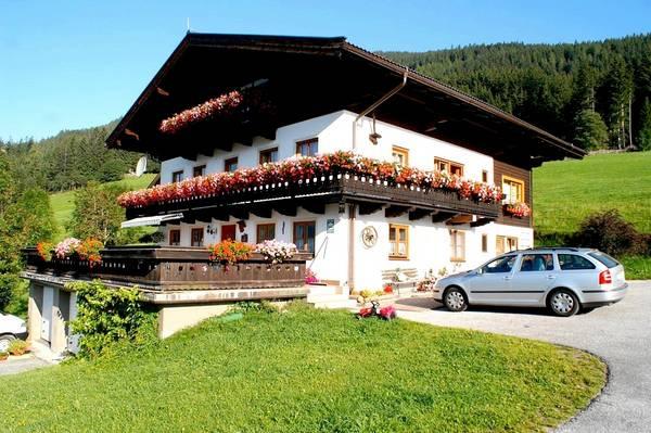 Bauernhof Taubensteinhof - pogled od zunaj
