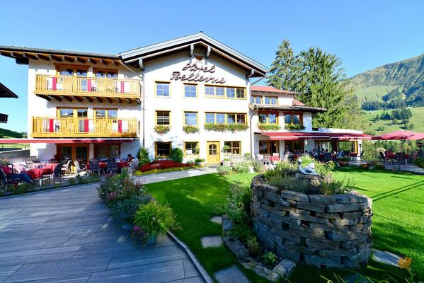 Hotel Bellevue - Vista externa
