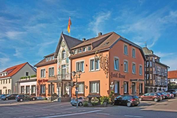Hotel-Restaurant Krone - Exteriör