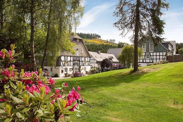 Hotel Gut Vorwald - Aussenansicht