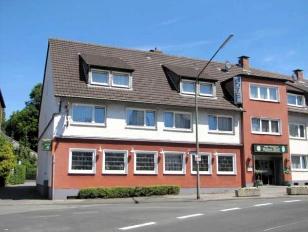 Hotel-Restaurant Reher Hof - Outside