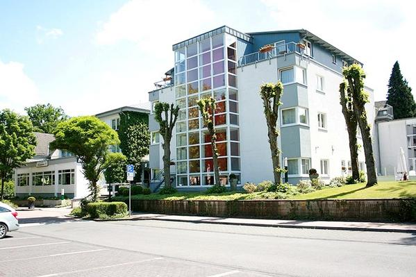 Hotel Kaisergarten - Aussenansicht