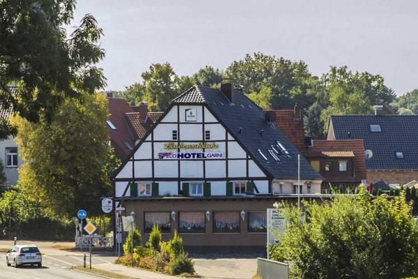 Lindenschänke Hotel garni - Aussenansicht