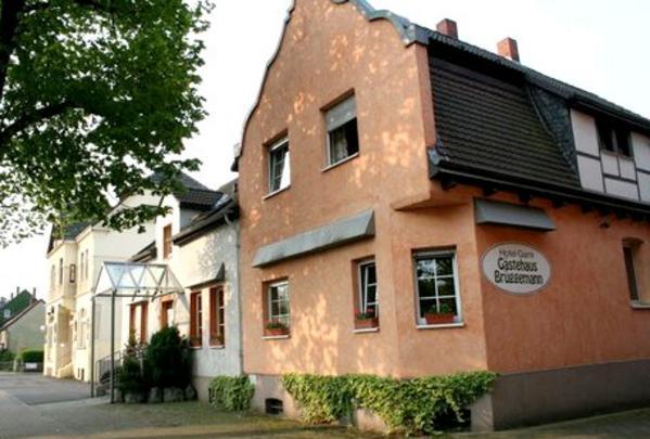 Hotel-Gästehaus Brüggemann - Aussenansicht