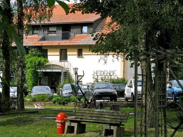 Hotel Heidehof - Outside