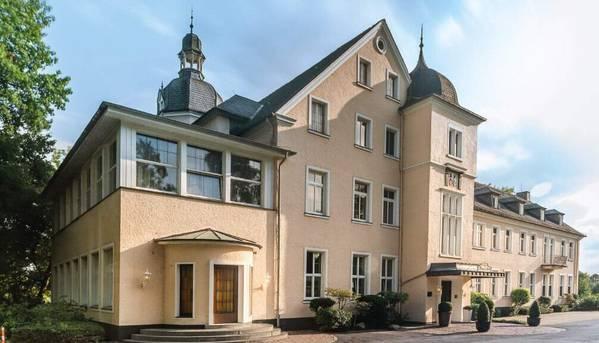 Hotel Haus Delecke - Widok